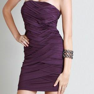 Dresses & Skirts - Plum Bodycon dress